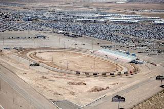 Las Vegas Motor Speedway Dirt Track