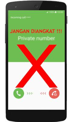 Jangan Mengangkat Telepon dari Nomor yang Tidak Dikenal, Ini Bahayanya !