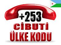 +253 Cibuti ülke telefon kodu