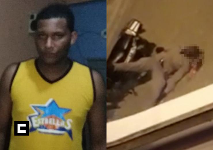 Entregan carajo hirió policía tras lanzarle un block en la cabeza