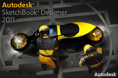software you want: Autodesk SketchBook Designer