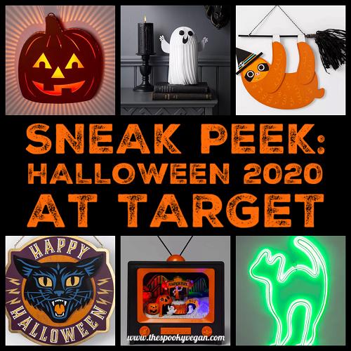 Is Halloween 2020 Available Online The Spooky Vegan: Sneak Peek: Halloween 2020 at Target
