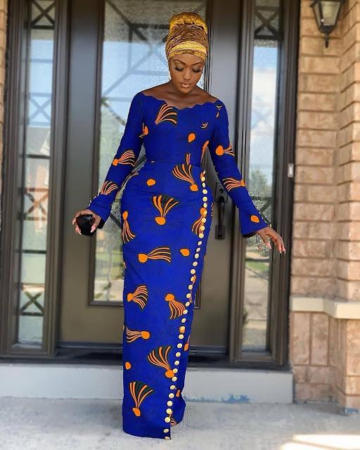 The 20 Best of Owambe Aso Ebi Dresses 21