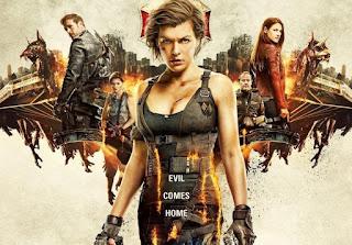 Resident Evil-Capítulo final 2017