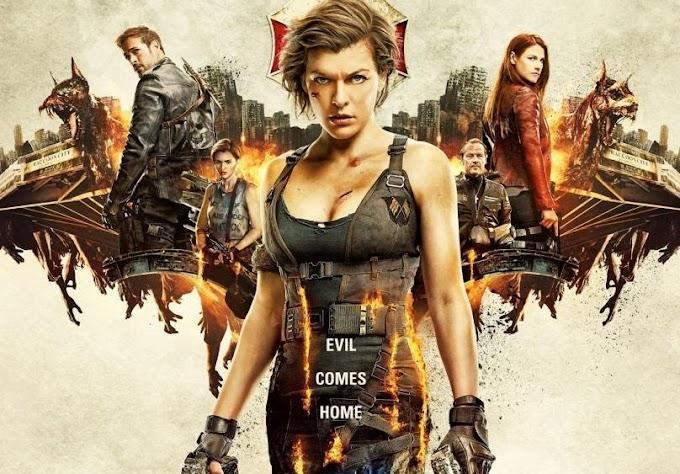 VER Resident Evil-Capítulo final 2017 ONLINE