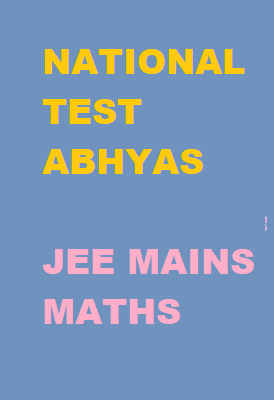 JEE MATHS NTA Abhyas Question papers pdf