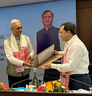 Assam Government signed Agreement with SIDBI