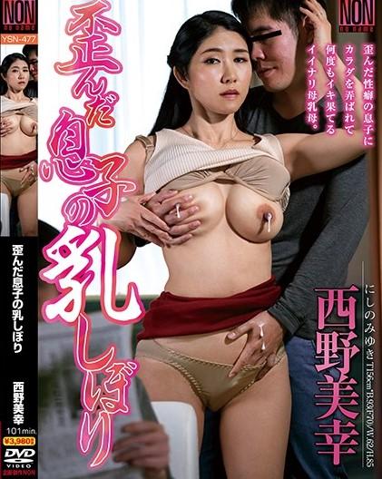 YSN-477 Nishino Miyuki Distorted Son