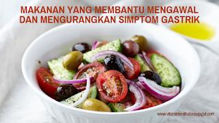 makanan yang membantu dan mengurangkan simptom gastrik, makanan untuk pesakit gastrik