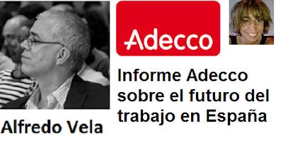 Informe Adecco sobre el futuro del trabajo en España