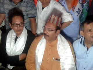 Mann Ghising, Arop Biswas, Gautam deb