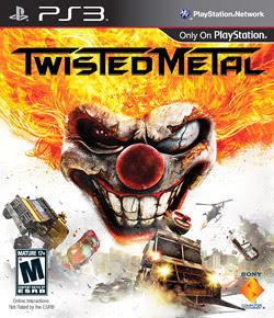 TWISTED METAL PS3 TORRENT