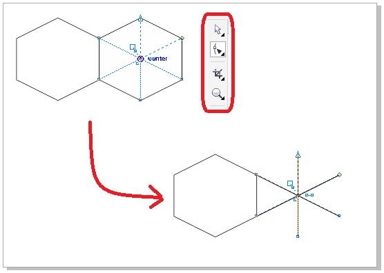 Tutorial Cara Membuat Isometric Arts Pada CorelDRAW