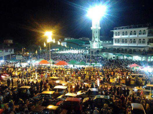 Hasil carian imej untuk masjid rusila marang