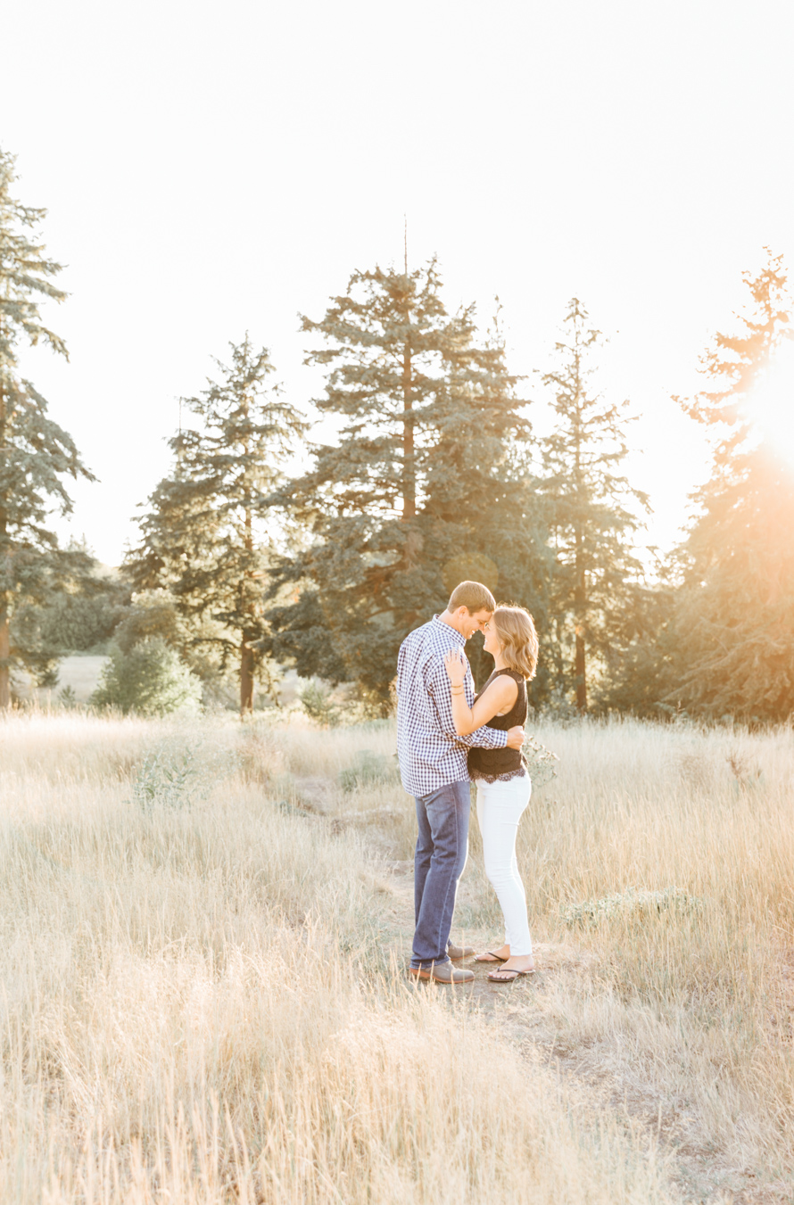 Bonney Lake Engagement Session by Something Minted Photography