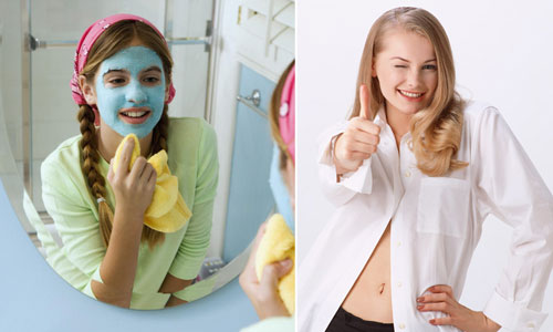 Some Steps to Treat Acne Using Hydrogen Peroxide