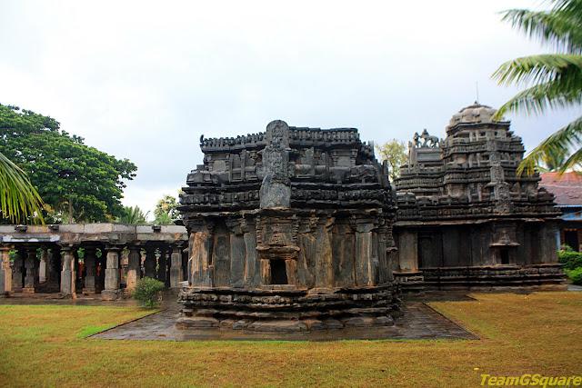 Sri Kadambeshwara Temple, Rattihalli