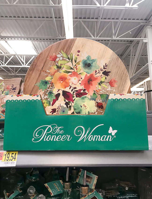 Pioneer Women lazy Susan
