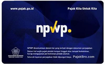 Panduan Daftar NPWP Online 2020 Dengan Gambar