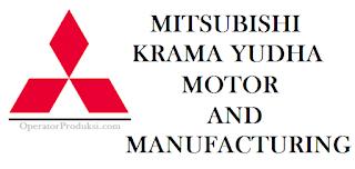 Lowongan Operator Produksi PT. MITSUBISHI KRAMA YUDHA MOTORS AND MFG sma smk