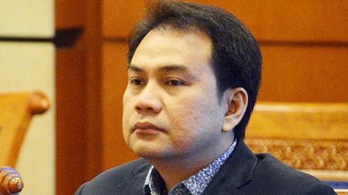 KPK Geledah Ruang Kerja Aziz Syamsuddin, Terkait Suap Penyidik KPK