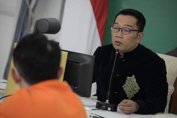 Kang Emil Doakan Syekh Ali Jaber Cepat Pulih dan Indonesia Dijauhkan Dari Perpecahan