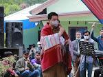 Bupati Samosir bersama PPRTB dan IALUSIDO Tanam 1000 Pohon Mahoni Tahap I di Tamba Dolok
