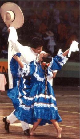 La Danza En La Costa Del Perú El Arte En La Educación