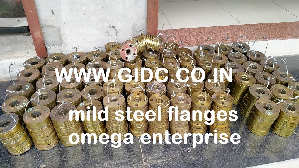 omega enterprise makarpura gidc ms flanges