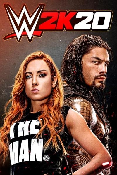 โหลดเกมส์ WWE 2K20