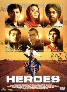 HEROES -mistakes
