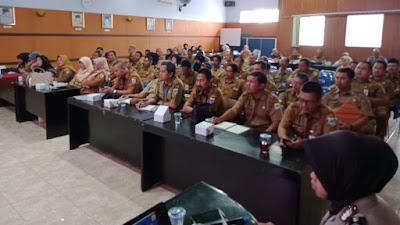 Menciptakan Pemerintahan Yang Bersih, Polda Banten Sosialisasi Saber Pungli