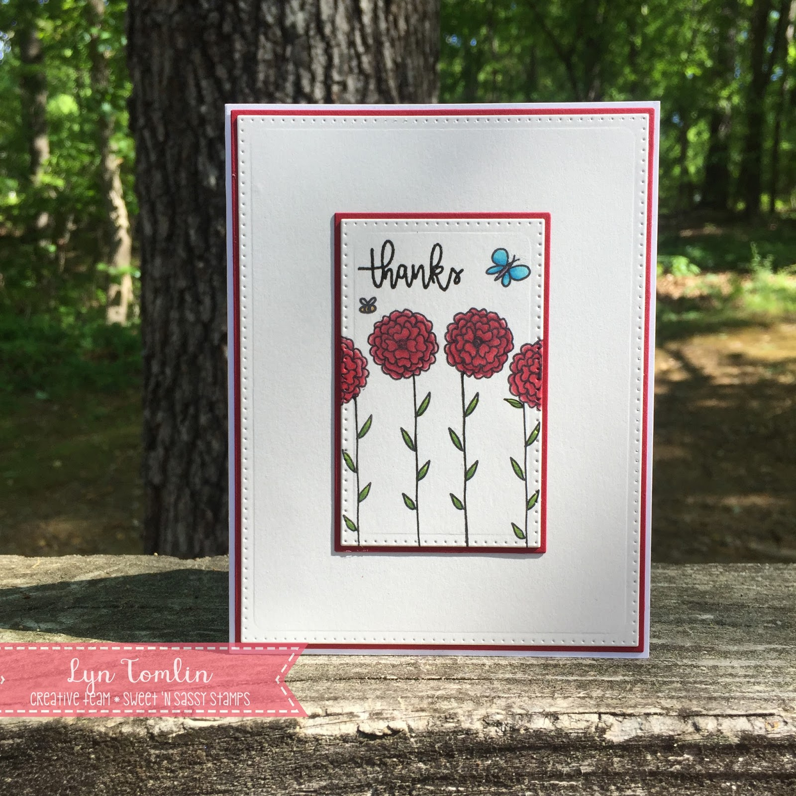Sweet \'n Sassy Stamps: Itty Bitty Blossoms