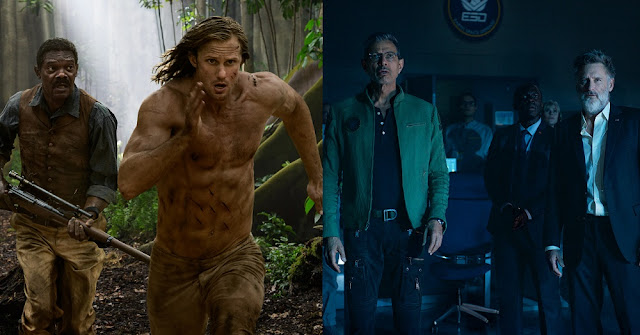 Legend of Tarzan Independence Day 2 stills