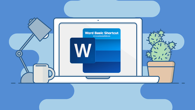 Microsoft Word Basic Shortcut Keys