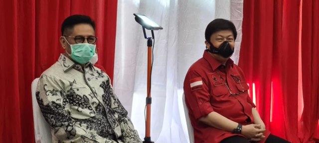 Buntut Ucapan Puan Maharani, PDIP Bertemu Mulyadi dan Tokoh Masyarakat di Padang