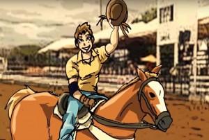 """Música """"Saga de um Vaqueiro"""", sucesso desde os anos 1990, ganha clipe animado; assista"""