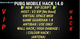 🔰New Script H-Iraq 5 0🔰Pubg Mobile MODE Full Tutorial
