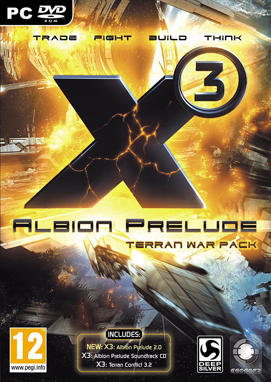X3: Albion Prelude + X3: Terran Conflict