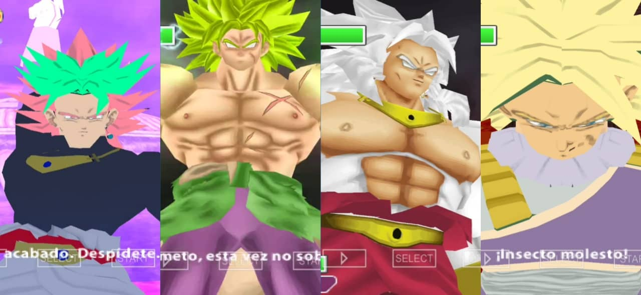 Dragon Ball Super New Broly Power