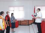Lestarikan Kearifan Lokal, Budaya  Nias, Sekda  Kukuhkan Kepengurusan Lembaga Kota Gunungsitoli