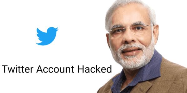 Twitter Account Of Narendramodi.in Got Hacked