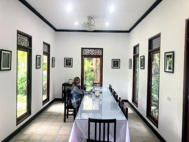 ห้องอาหาร บ้านเดอนารา ปัตตานี