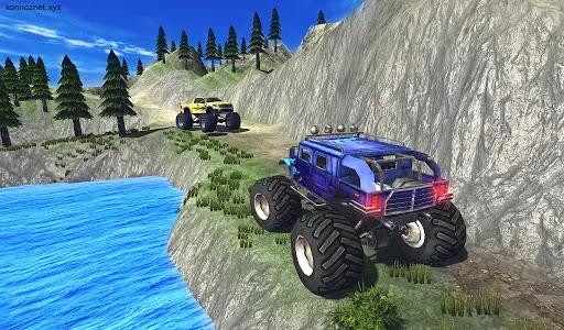 لعبة Monster Truck Drive