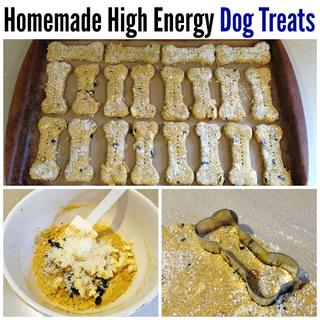 It's Sewn: 6 Easy Dog Treat Recipes