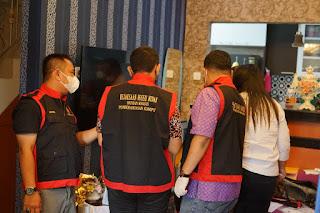 Penyidik Pidsus Kejari Medan Tahan Mantan Bendahara Puskesmas Dinkes Medan Dugaan Korupsi JKN Rp 2,7 Miliar Lebih