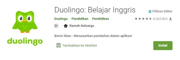 aplikasi-belajar-bahasa-inggris-duolingo