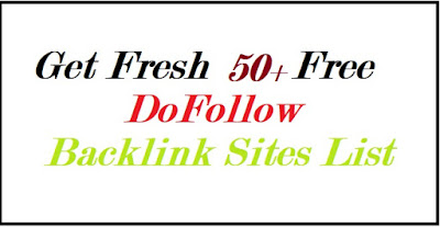 Free 50 Do-Follow link