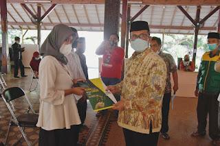 Pemkab Terbantu Baznas Kabupaten Cirebon dalam Atasi Masalah Ekonomi di Masyarakat
