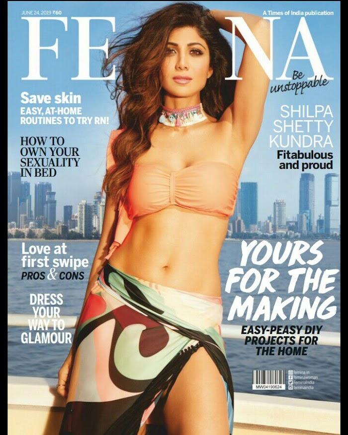 Femina English Magazine June 2019 PDF Download